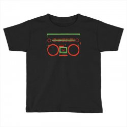 a tribe called quest   speaker hip hop the cutting edge Toddler T-shirt | Artistshot