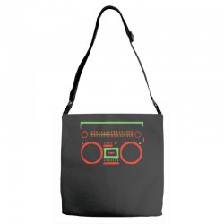 a tribe called quest   speaker hip hop the cutting edge Adjustable Strap Totes | Artistshot