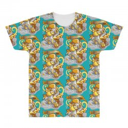 FUNNY ZODIAC SIGNS ARIES All Over Men's T-shirt | Artistshot