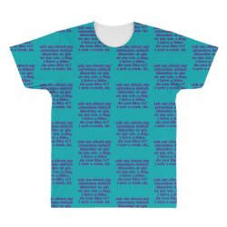 Funny ADHD quote All Over Men's T-shirt | Artistshot