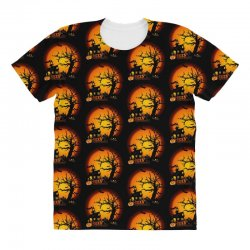 Happy Halloween All Over Women's T-shirt | Artistshot