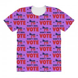 Don't Boo Vote 02 All Over Women's T-shirt | Artistshot