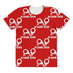 love game All Over Women's T-shirt | Artistshot
