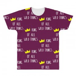 king of all wild things All Over Men's T-shirt | Artistshot