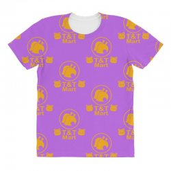 animal crossing t & t mart All Over Women's T-shirt | Artistshot