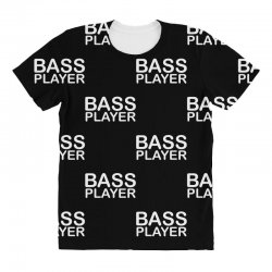 bass player All Over Women's T-shirt | Artistshot