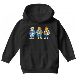 polo bear Youth Hoodie | Artistshot