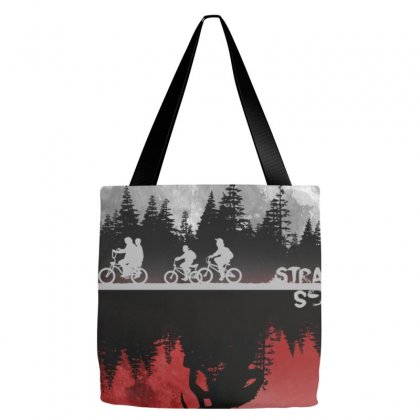 Stranger Things Tote Bags Designed By Oz