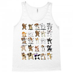 dabbing animals Tank Top | Artistshot