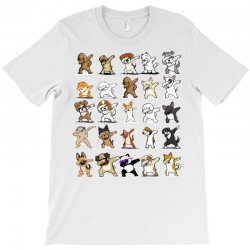 dabbing animals T-Shirt | Artistshot