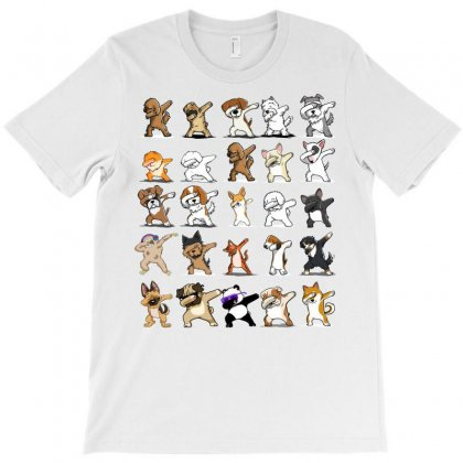 Dabbing Animals T-shirt Designed By Killakam