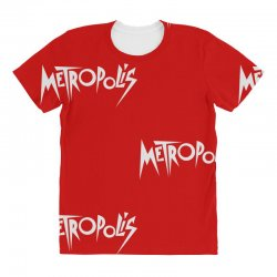 metropolis (1927) All Over Women's T-shirt | Artistshot