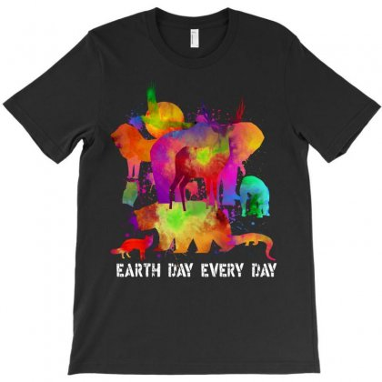 Earth Day Every Day T-shirt Designed By Dang Minh Hai