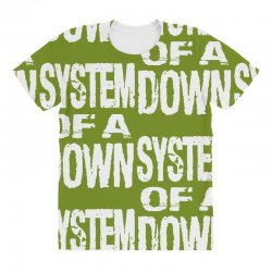 system of a down soad All Over Women's T-shirt | Artistshot