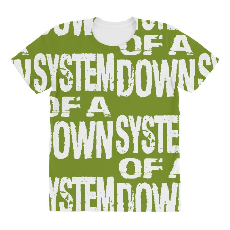 System Of A Down Soad All Over Women's T-shirt   Artistshot
