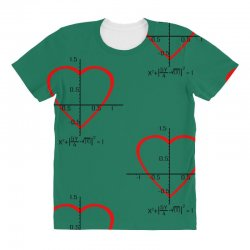 geek love shirt All Over Women's T-shirt | Artistshot
