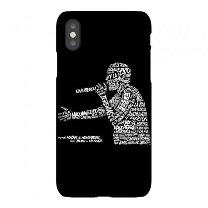 Canserbero Iphonex Case Designed By Mdk Art