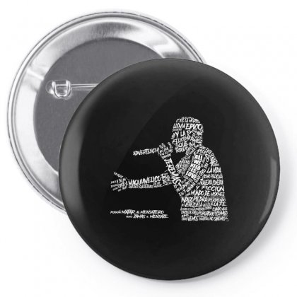 Canserbero Pin-back Button Designed By Mdk Art