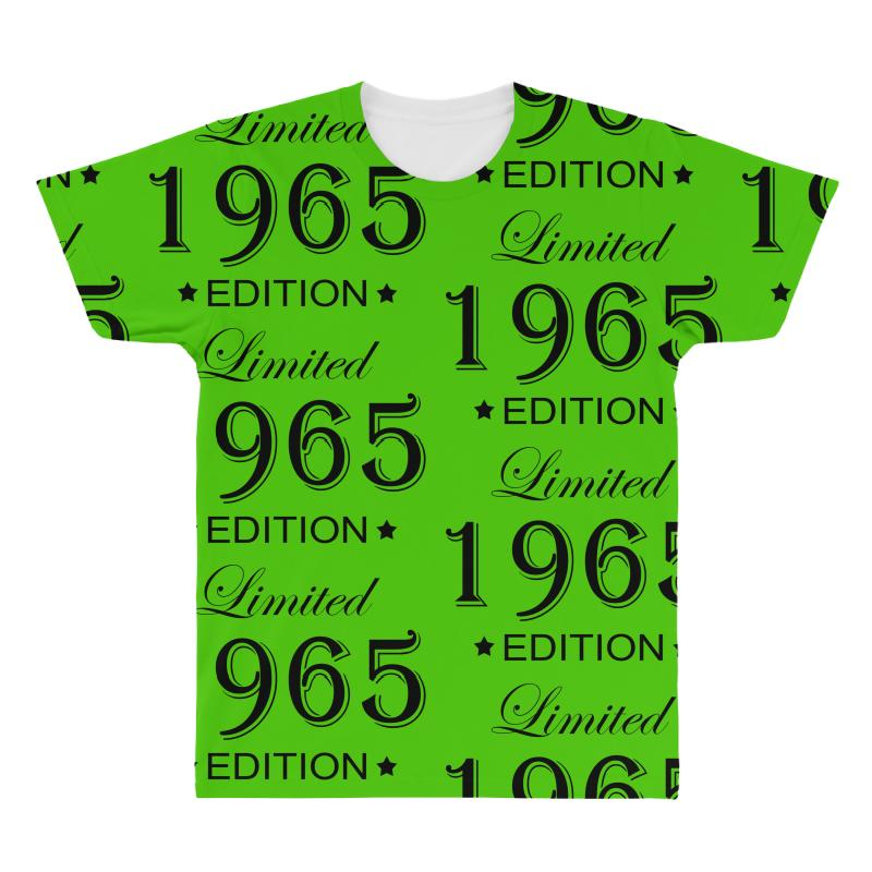 Limited Edition 1965 All Over Men's T-shirt | Artistshot