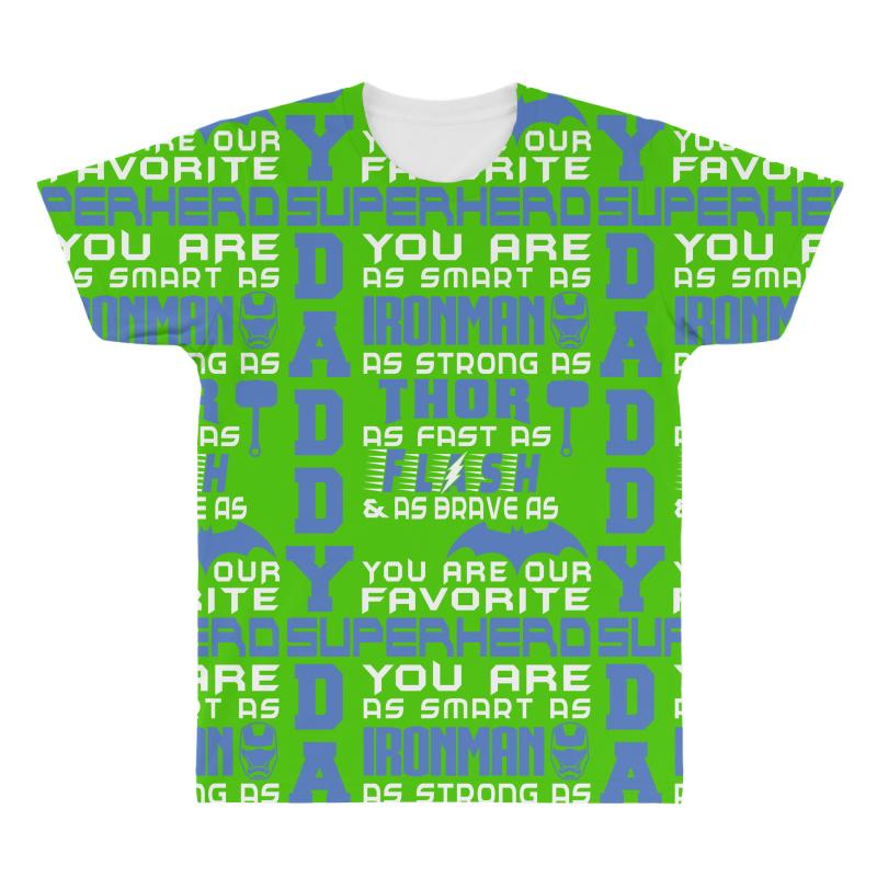 Daddy - Fathers Day - Gift For Dad All Over Men's T-shirt | Artistshot
