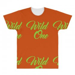 Wild One All Over Men's T-shirt | Artistshot