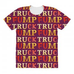 Truck Fump All Over Women's T-shirt | Artistshot