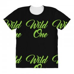 Wild One All Over Women's T-shirt | Artistshot