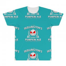 Skellington'spumpkin ale All Over Men's T-shirt | Artistshot