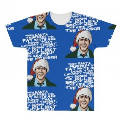 Clark Griswold Christmas Tee All Over Men's T-shirt | Artistshot