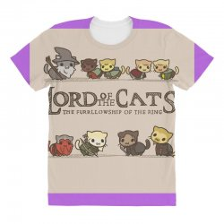 Lord Of The Cats All Over Women's T-shirt | Artistshot