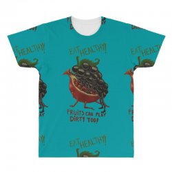 eat fruits All Over Men's T-shirt | Artistshot
