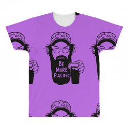 be more pacific All Over Men's T-shirt | Artistshot
