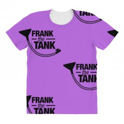 frank the tank All Over Women's T-shirt | Artistshot