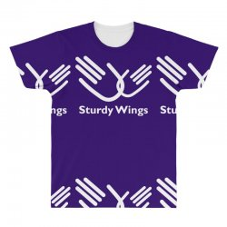 sturdy wings All Over Men's T-shirt | Artistshot