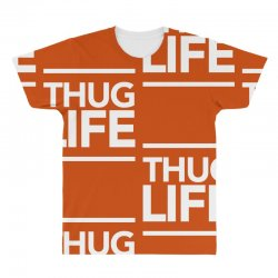 thug life All Over Men's T-shirt | Artistshot