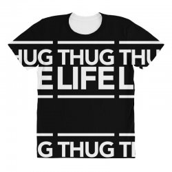 thug life All Over Women's T-shirt | Artistshot