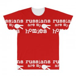 russians are my homies All Over Men's T-shirt | Artistshot