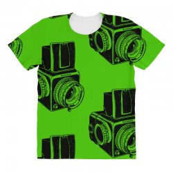 hasselblad vintage camera All Over Women's T-shirt | Artistshot