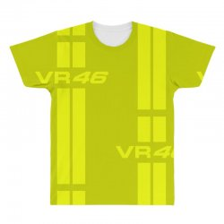Valentino Rossi Stripes All Over Men's T-shirt | Artistshot