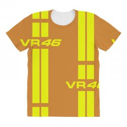 Valentino Rossi Stripes All Over Women's T-shirt | Artistshot