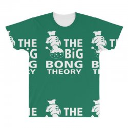 big bong theory All Over Men's T-shirt | Artistshot