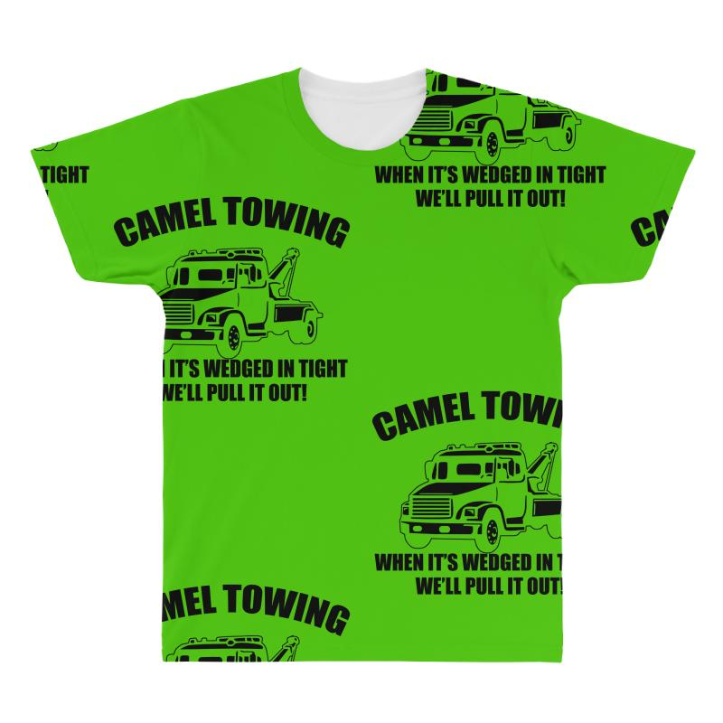 ae22607ef Custom Camel Towing Mens T Shirt Tee Funny Tshirt Tow Service Toe College  Humor Cool All Over Men's T-shirt By Marpindua21 - Artistshot