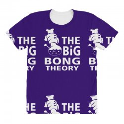 big bong theory All Over Women's T-shirt | Artistshot