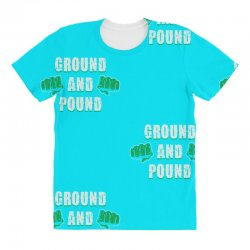 ground and pound All Over Women's T-shirt | Artistshot