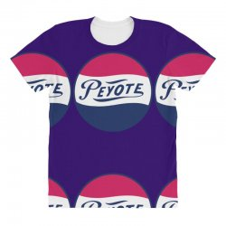 peyote pepsi All Over Women's T-shirt | Artistshot