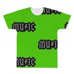 music All Over Men's T-shirt | Artistshot