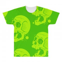 Toxic Scream All Over Men's T-shirt | Artistshot