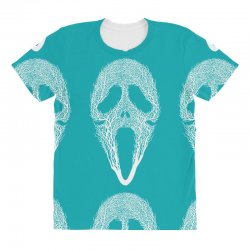 The Scream Tree All Over Women's T-shirt | Artistshot