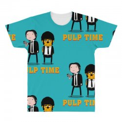 adventure time pulp fiction All Over Men s T-shirt. adventure time pulp  fiction Men s 3 4 Sleeve Pajama Set ... 1dfb291ba