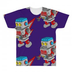 dub politics bot All Over Men's T-shirt | Artistshot
